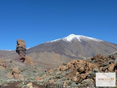 teneryfa co warto zobaczyć Wulkan Teide
