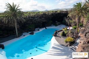 zwiedzanie Lanzarote Jameos del aqua