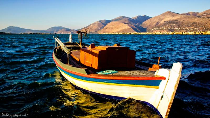 Kefalonia Lixouri łodzie