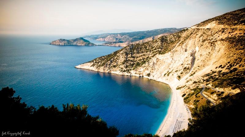 Kefalonia Myrtos Beach