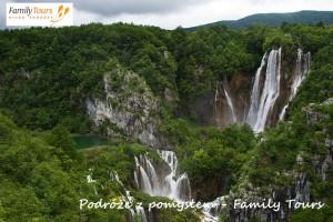 Chorwacja Park Narodowy Jezior Plitvickich