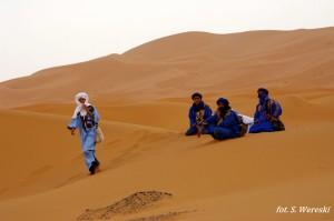 Maroko - magiczne południe saharyjskie safari