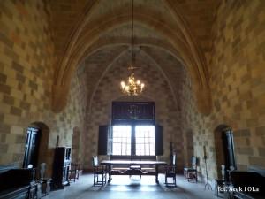 Rodos opinie Pałac Wielkch Mistrzów