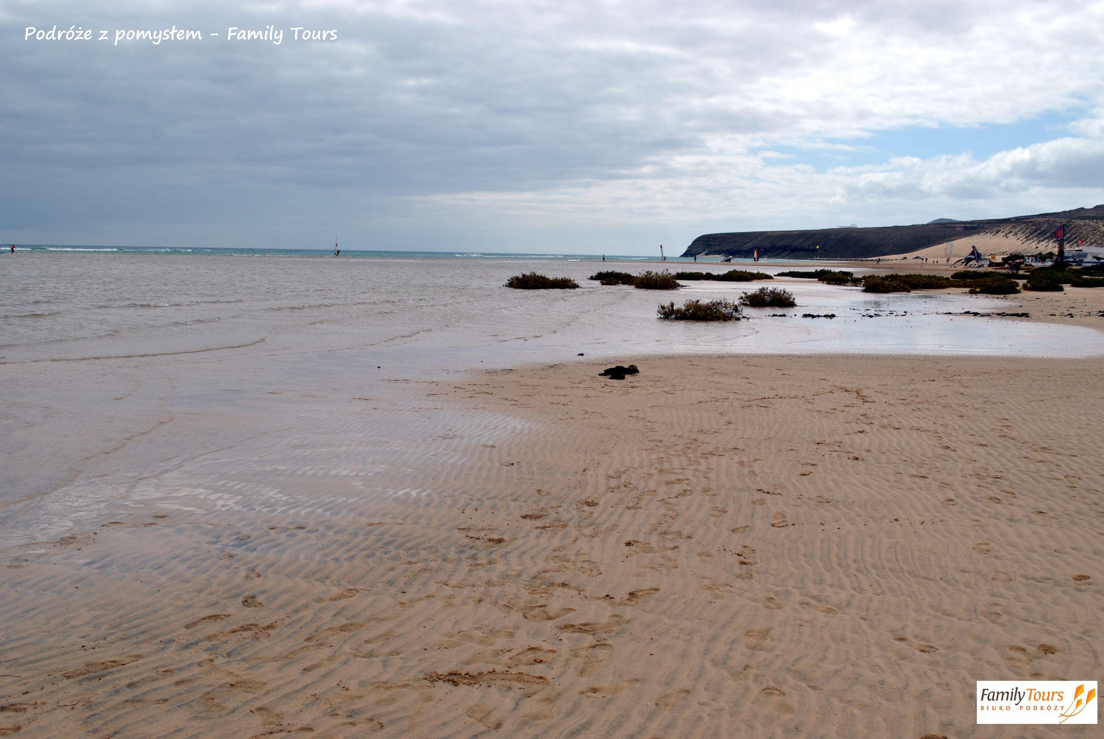 fuerteventura plaża Sotavento