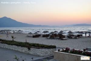 Turcja Palm Wings Kusadasi plaża