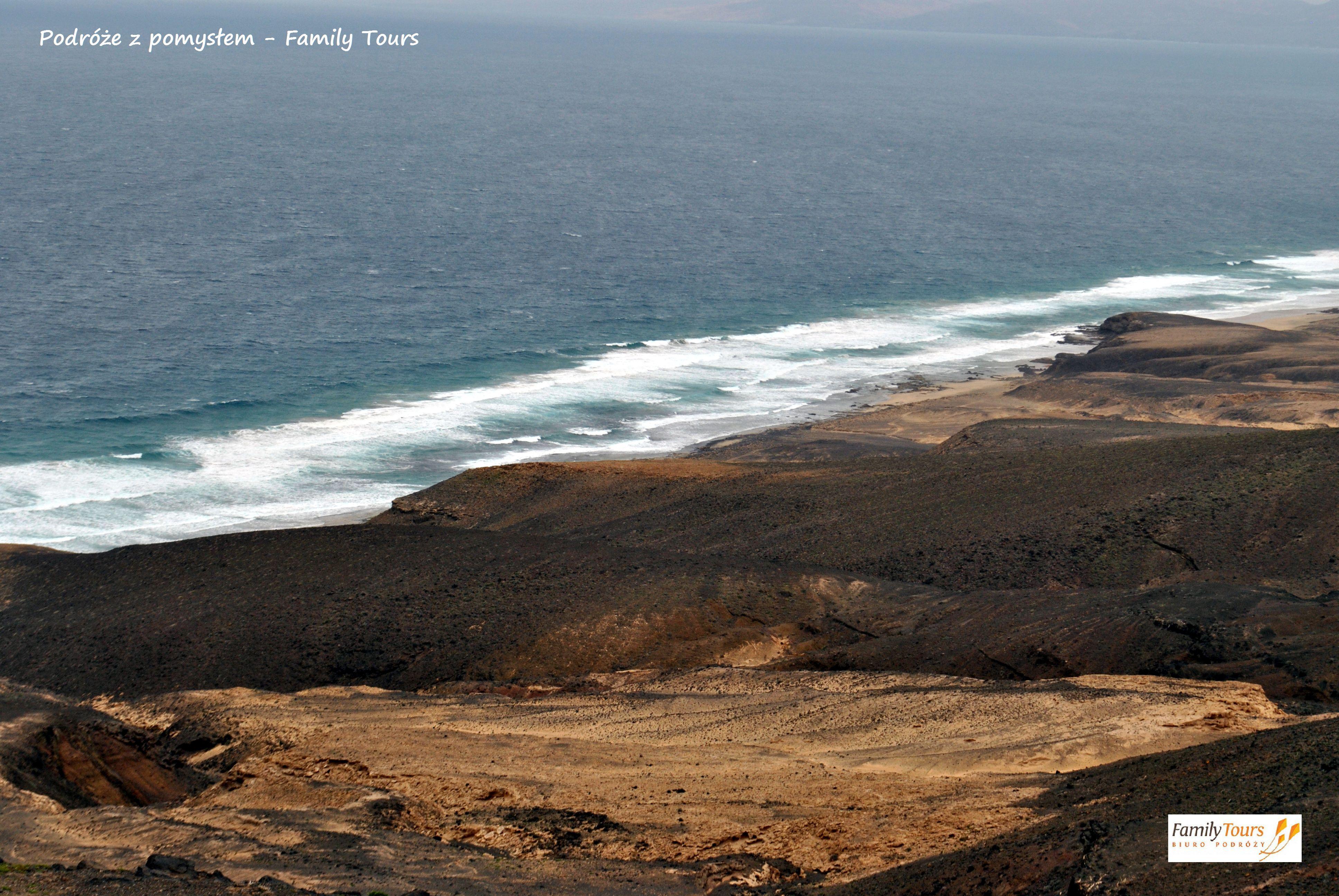 fuerteventura plaża Cofete