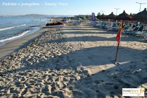 Turcja Palm Wings Kusadasi plaż¶a