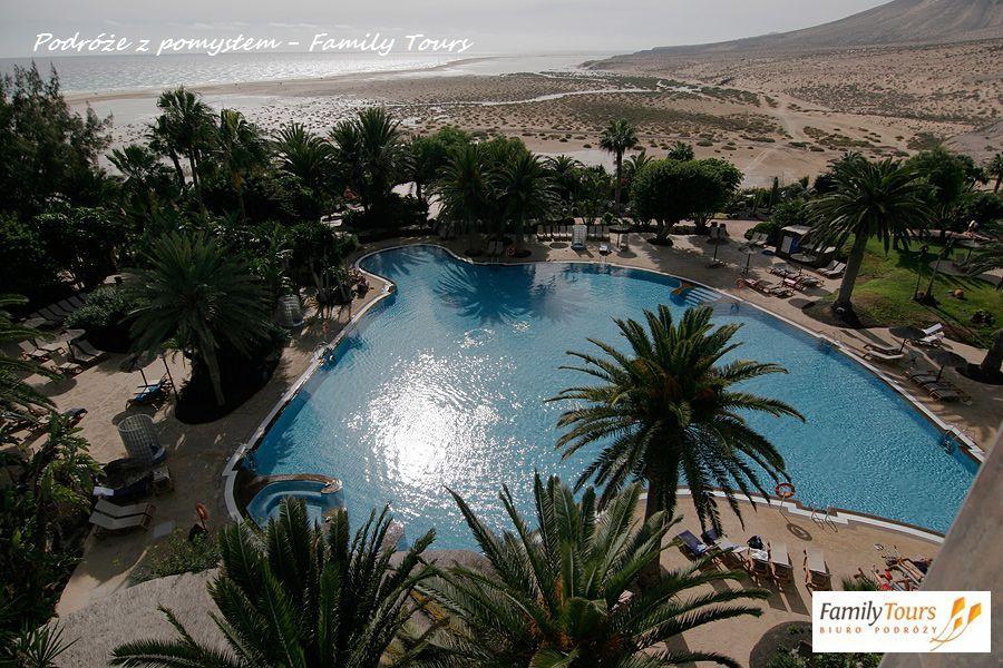 fuerteventura widok-z-balkonu-hotelu-Melia-Goriones