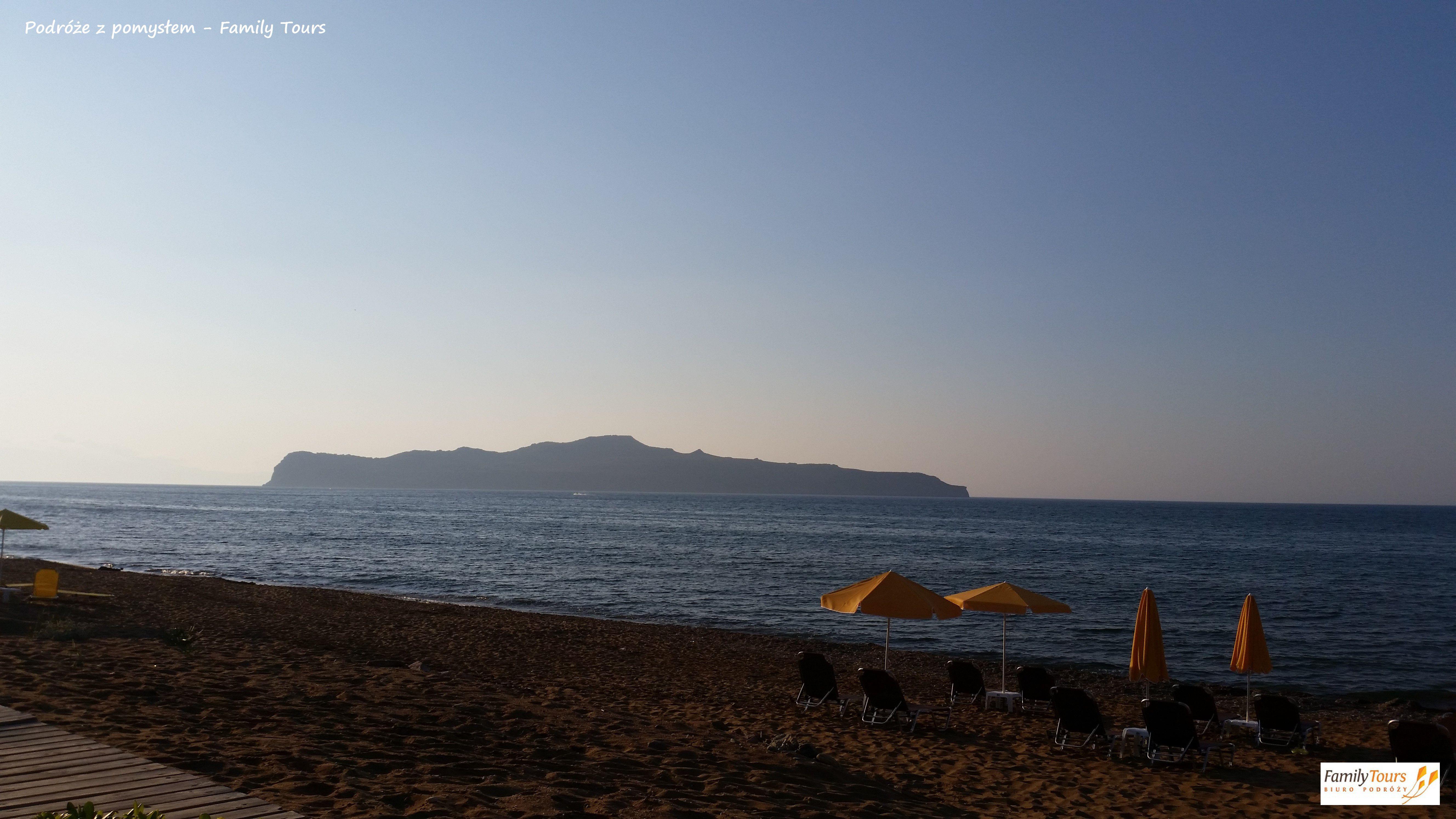 HOTEL eleftheria KRETA OPINIE plaża