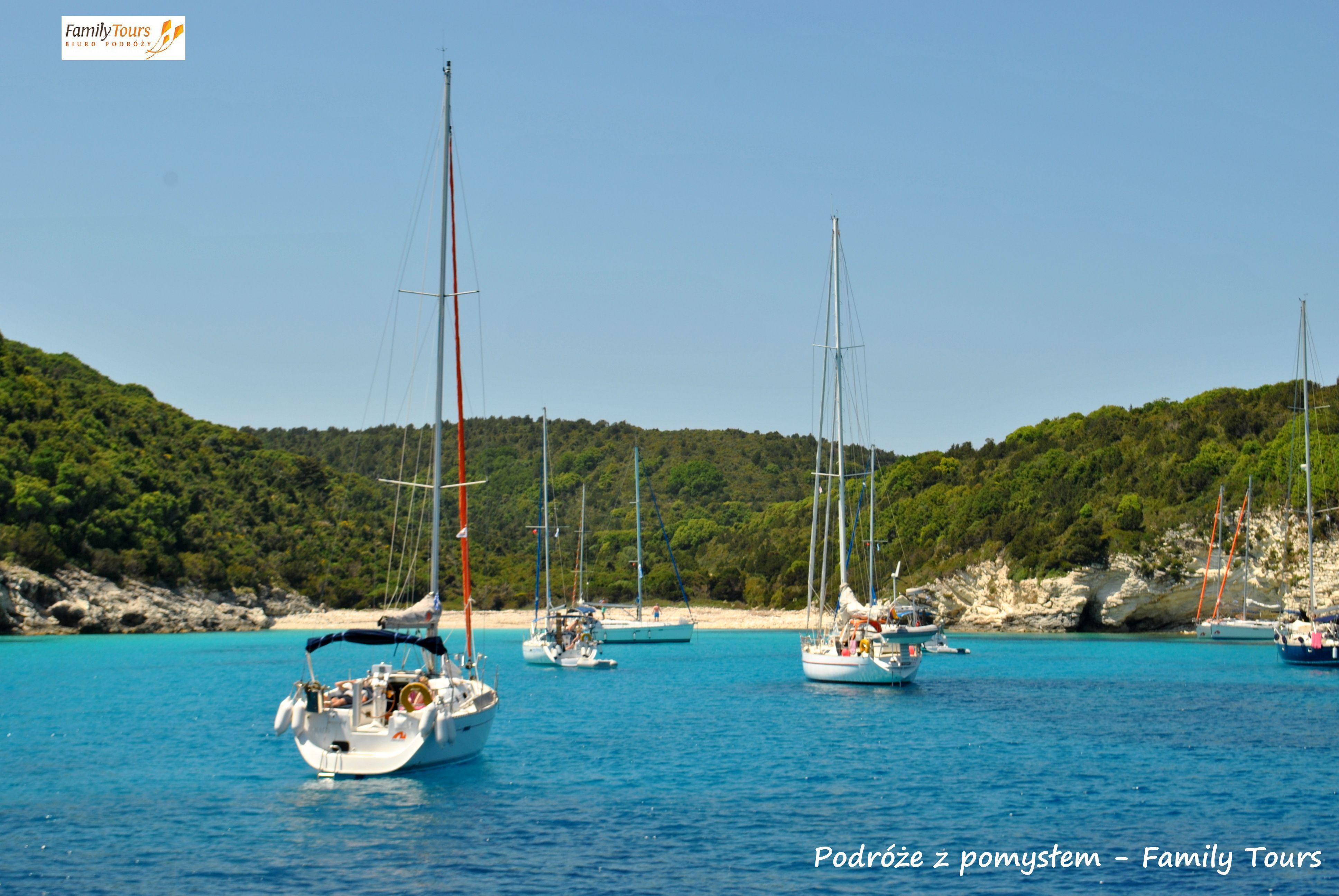 Co zwiedzić na Korfu? Cz. 3 – Rejs na Paxos i Antipaxos