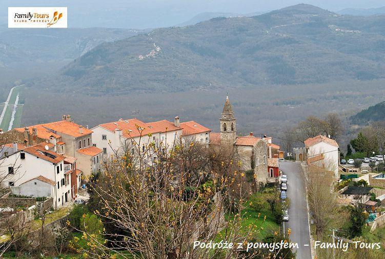 CHORWACJA Istria – Trufle, bohema i kamienne miasteczka