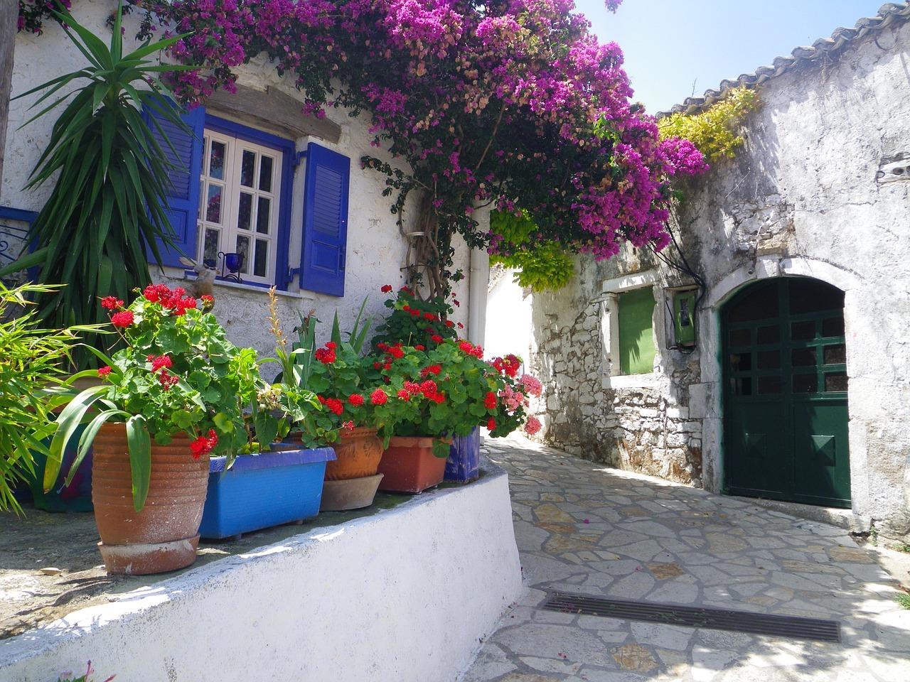 Co warto zwiedzić na Korfu? – Cz.5. Afionas, Agios Georgios i ukryta plaża Porto Timoni