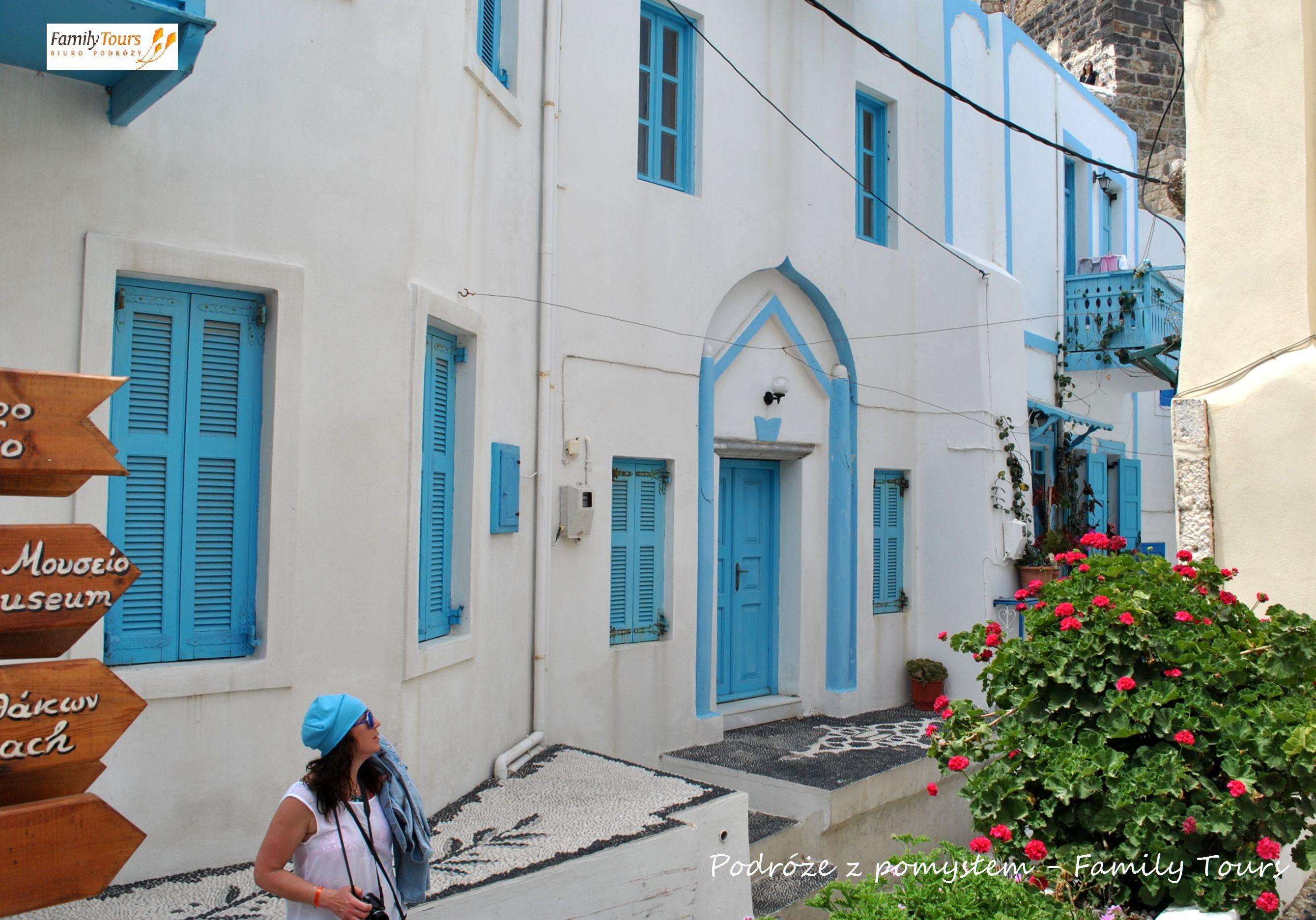 GRECJA – Rejs na Nisyros