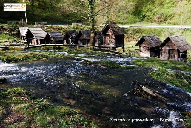 Jajce do Chorwacji przez Bośnię