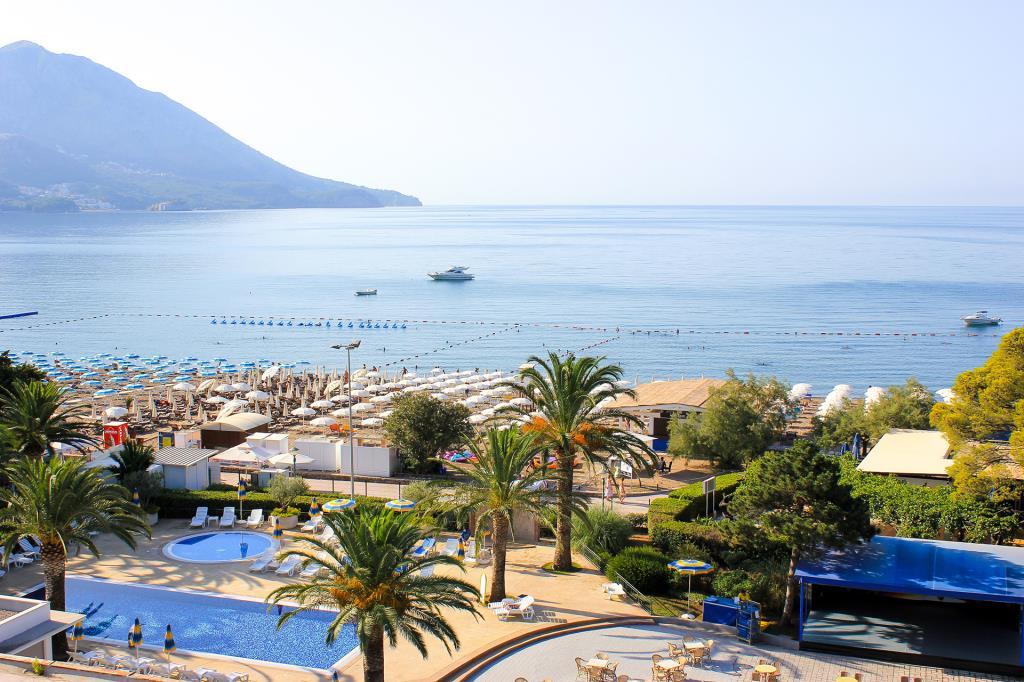 czarnogóra montenegro beach resort
