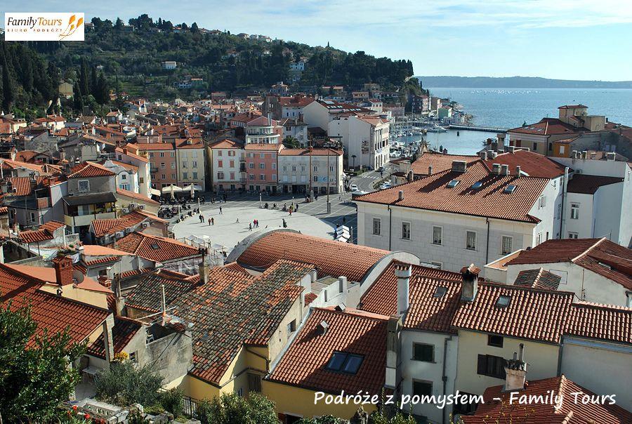 PIRAN – najpiękniejsze miasto na słoweńskim wybrzeżu