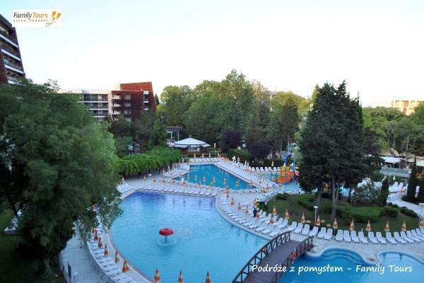 BUŁGARIA – Opinia o Flamingo Grand Albena *****