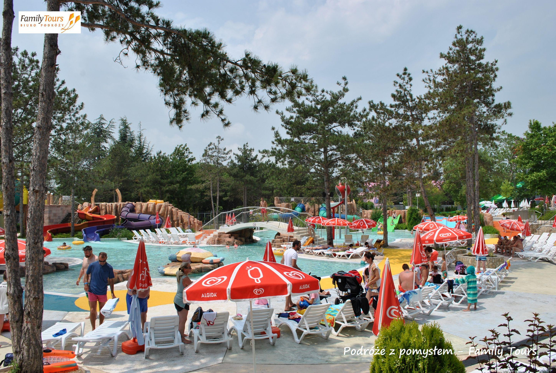 Bułgaria Albena aquapark